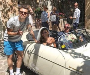 Harry Styles and wedding image