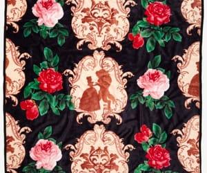 disney, flower, and towel image