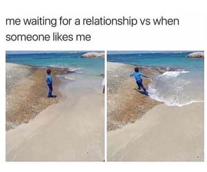 funny, Relationship, and me image