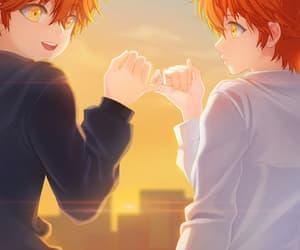 anime, ray, and 707 image