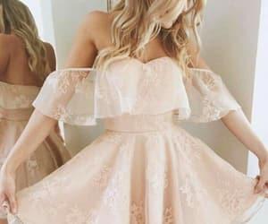 dresses, girls, and models image