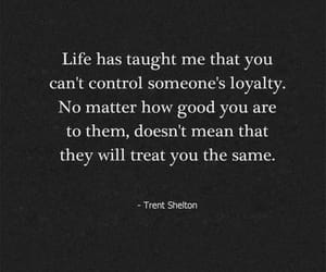 quotes, loyalty, and love image