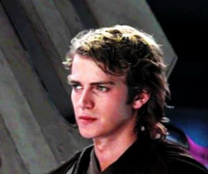 Anakin Skywalker, beauty, and gif image