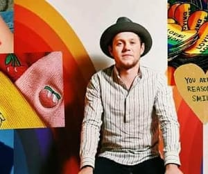 rainbow and niall hora image