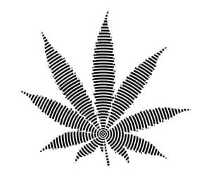 420, marijuana, and pattern image
