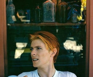 david bowie, bowie, and rock image