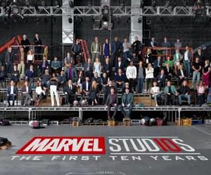 Marvel, mcu, and Avengers image