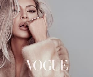 kim kardashian, vogue, and kardashian image