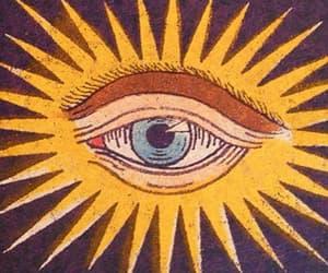 eye and sun image