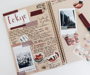 japanese, journal, and cute image