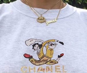 aesthetic, chanel, and coco chanel image