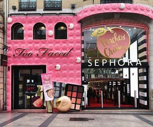 sephora, makeup, and beauty image