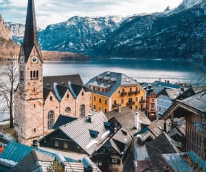 adventure, architecture, and austria image
