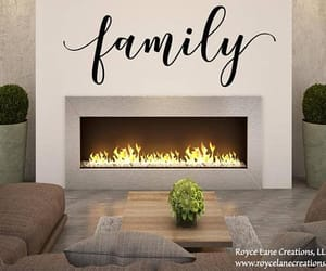decals, family, and wall decals image