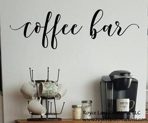 coffee, coffee bar, and etsy image