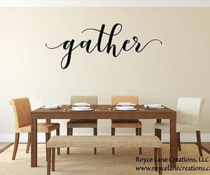 etsy, gather, and thanksgiving decor image