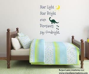 dinosaurs, etsy, and boys rooms image