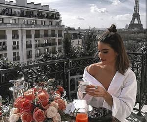 paris, luxury, and travel image