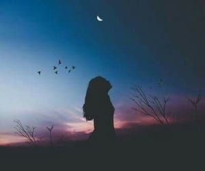 night, photography, and alternative image
