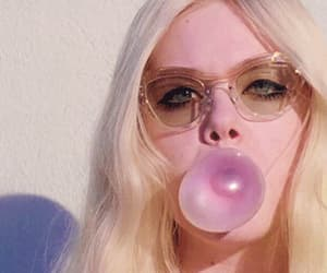 vintage, beauty, and Elle Fanning image