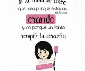 chicas, frases, and maquillaje image