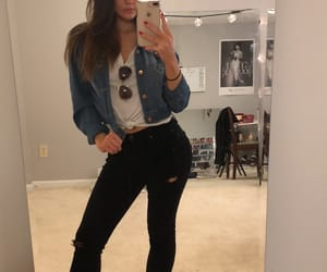 ootd, cute, and outfit image
