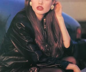 Angelina Jolie, 90s, and model image