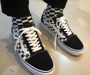 grunge, vans, and aesthetic image