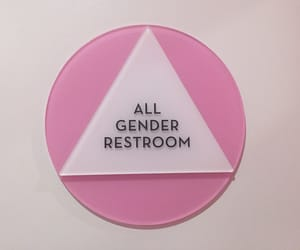 equality, pink, and museum of ice cream image