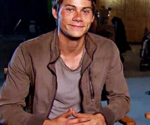 gif, boy, and the maze runner image