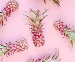 fruit, tumblr, and pineapple image