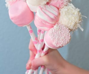 candy, pink, and cute image