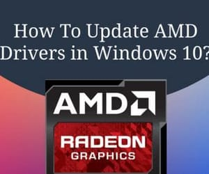 windows 10 and amd graphics driver image