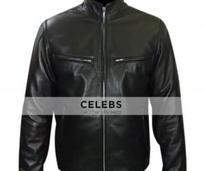 fast and the furious and vin diesel leather jacket image