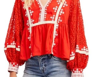 blouse, fashion, and Nordstrom image