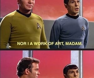 funny, lol, and spock image