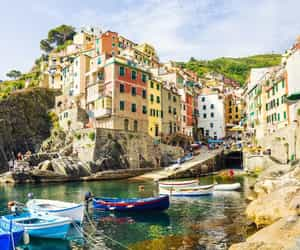 cinque terre, europe, and travel image