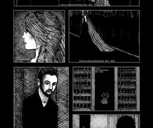 graphic novel, fumetto, and web comics image