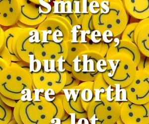 free, quotes, and smile image