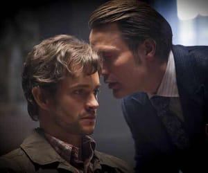 cannibal, hannibal, and will image