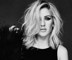 Ellie Goulding and singer image