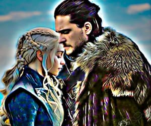got, jonerys, and game of thrones image