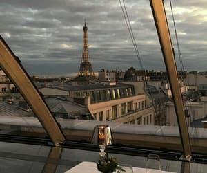 paris, france, and restaurant image