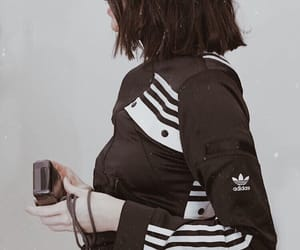adidas, girl, and model image