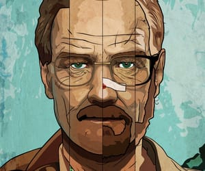 breaking bad, walter white, and wallpaper image