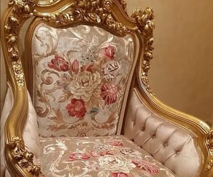 chair, france, and home image