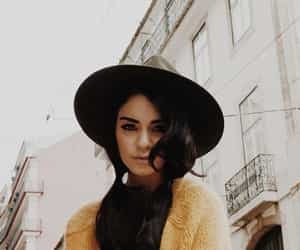 vanessa hudgens, style, and hair image