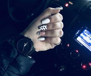 clock and nails image