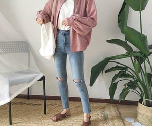 kfashion, outfit, and fashion image