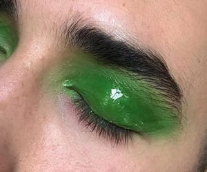 aesthetic and green image